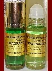 1 oz. perfume oil glass roll-on