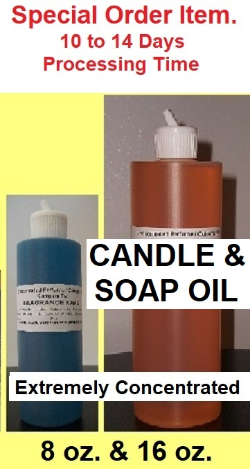 Candle, Soap & Craft Oils